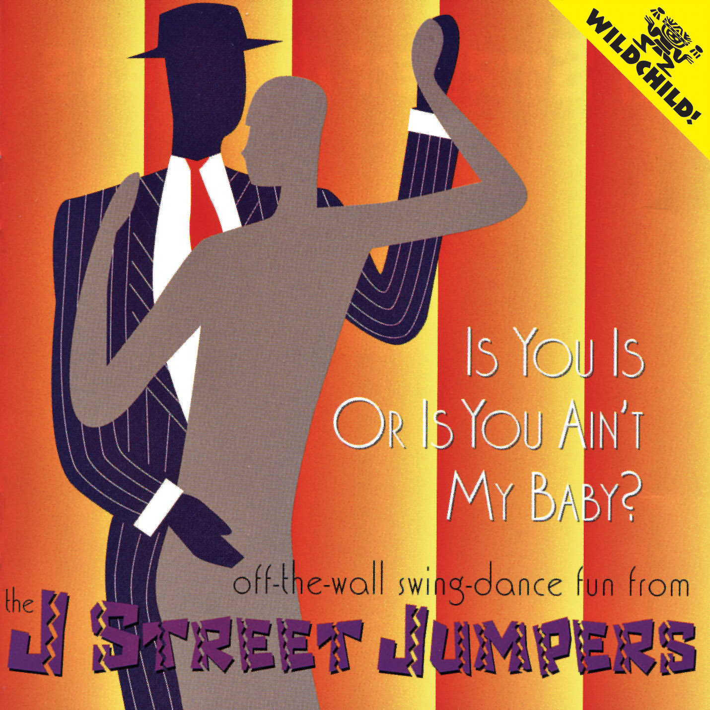 J Street Jumpers: Is You Is or Is You Ain't My Baby