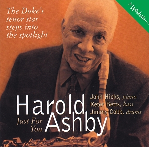 Harold Ashby: Just for You