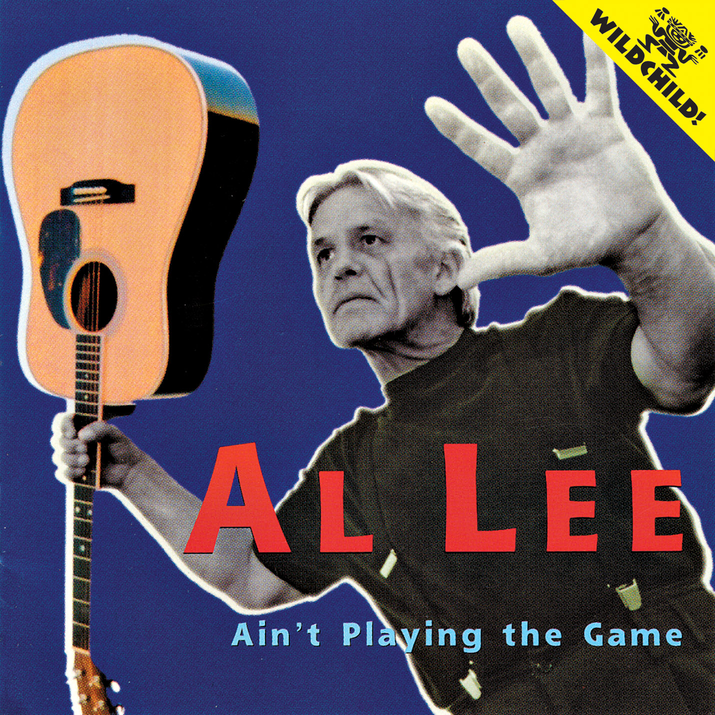 Al Lee: Ain't Playing the Game