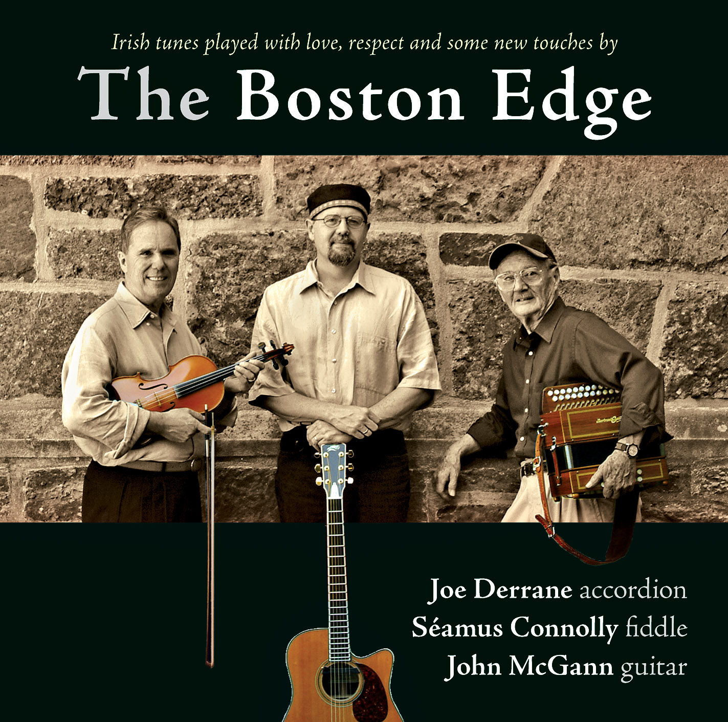 Derrane, Connolly and McGann: The Boston Edge