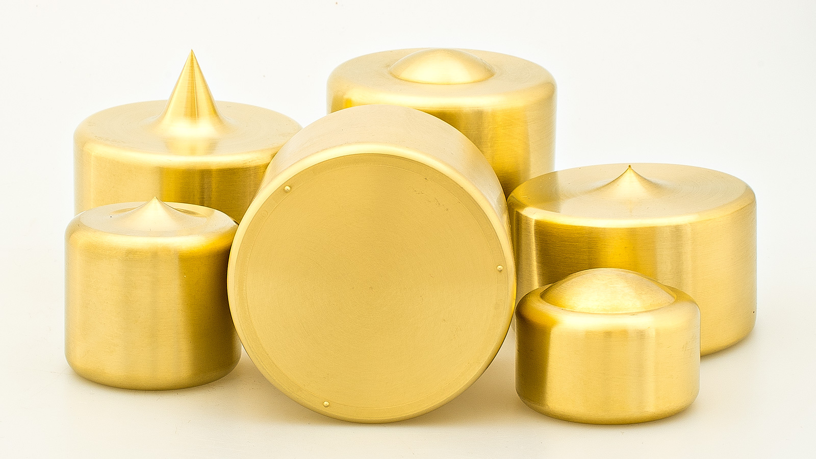 Brass Footers