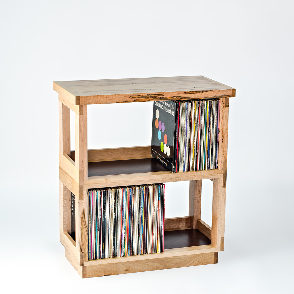Maple Artisan Side Table
