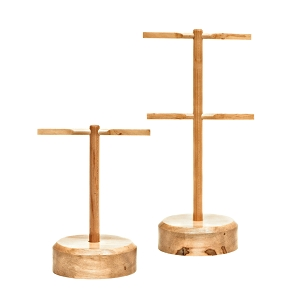 Maple Floor Trestles