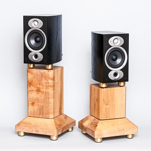 Rooted Buttress Speaker Stands