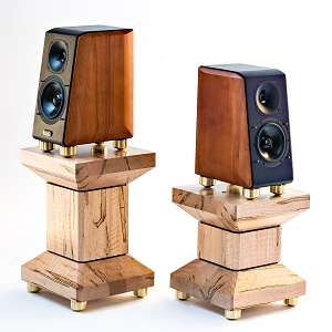 Rooted Buttress 2 Speaker Stands