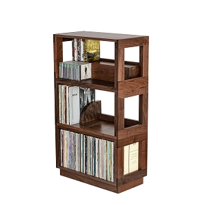 Walnut Monticello Parquet Shelf