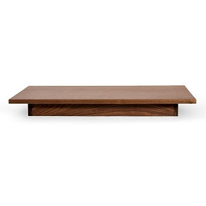 Walnut Pedestal Top Modules
